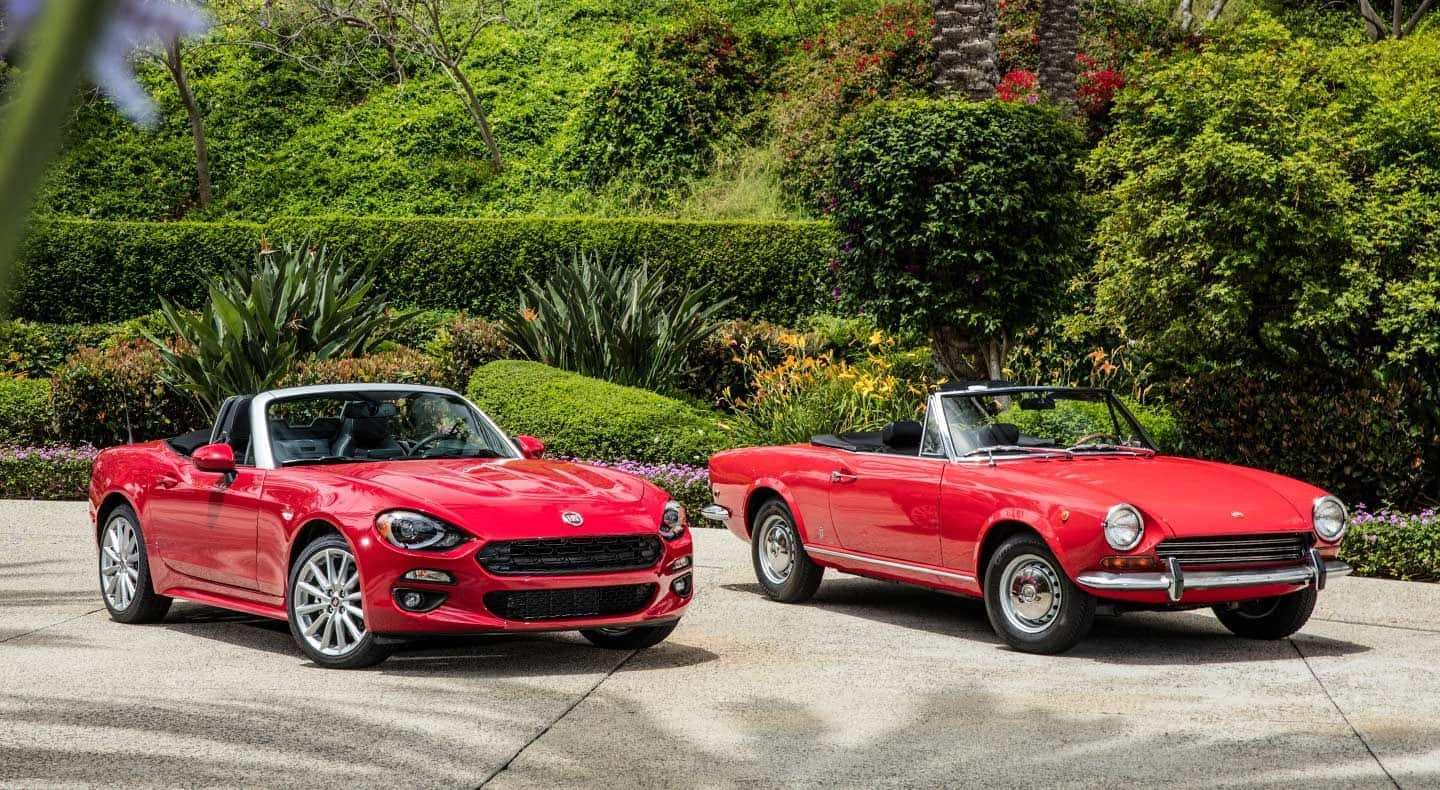60 Gallery of 2019 Fiat Convertible Style by 2019 Fiat Convertible
