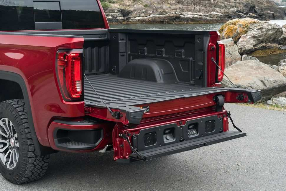 60 Gallery of 2019 Gmc 1500 Tailgate Redesign by 2019 Gmc 1500 Tailgate
