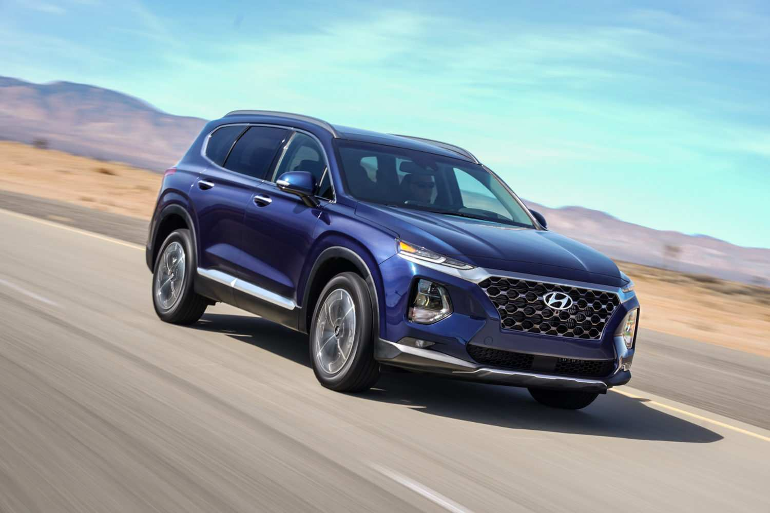 60 Gallery of 2019 Hyundai Full Size Suv Review for 2019 Hyundai Full Size Suv