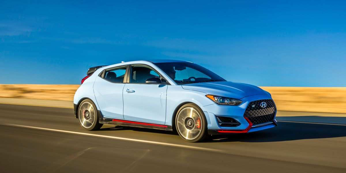 60 Gallery of 2019 Hyundai Veloster N Reviews by 2019 Hyundai Veloster N