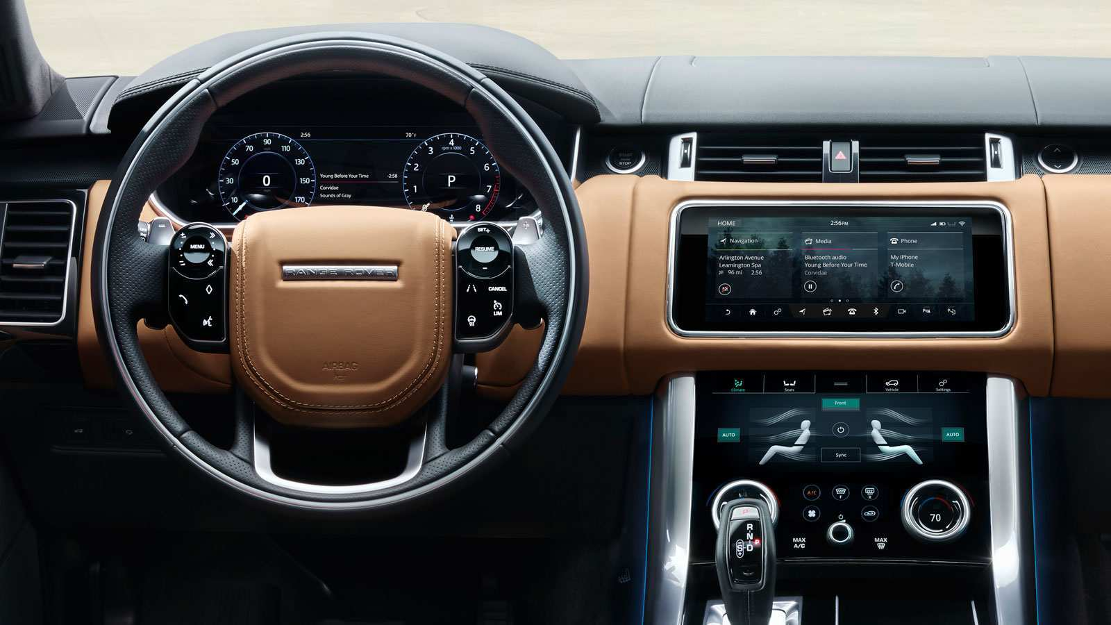 60 Gallery of 2019 Land Rover Interior Spy Shoot with 2019 Land Rover Interior