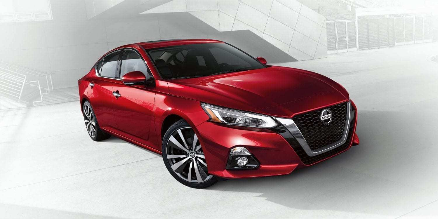 60 Gallery of 2019 Nissan Altima Coupe Configurations for 2019 Nissan Altima Coupe