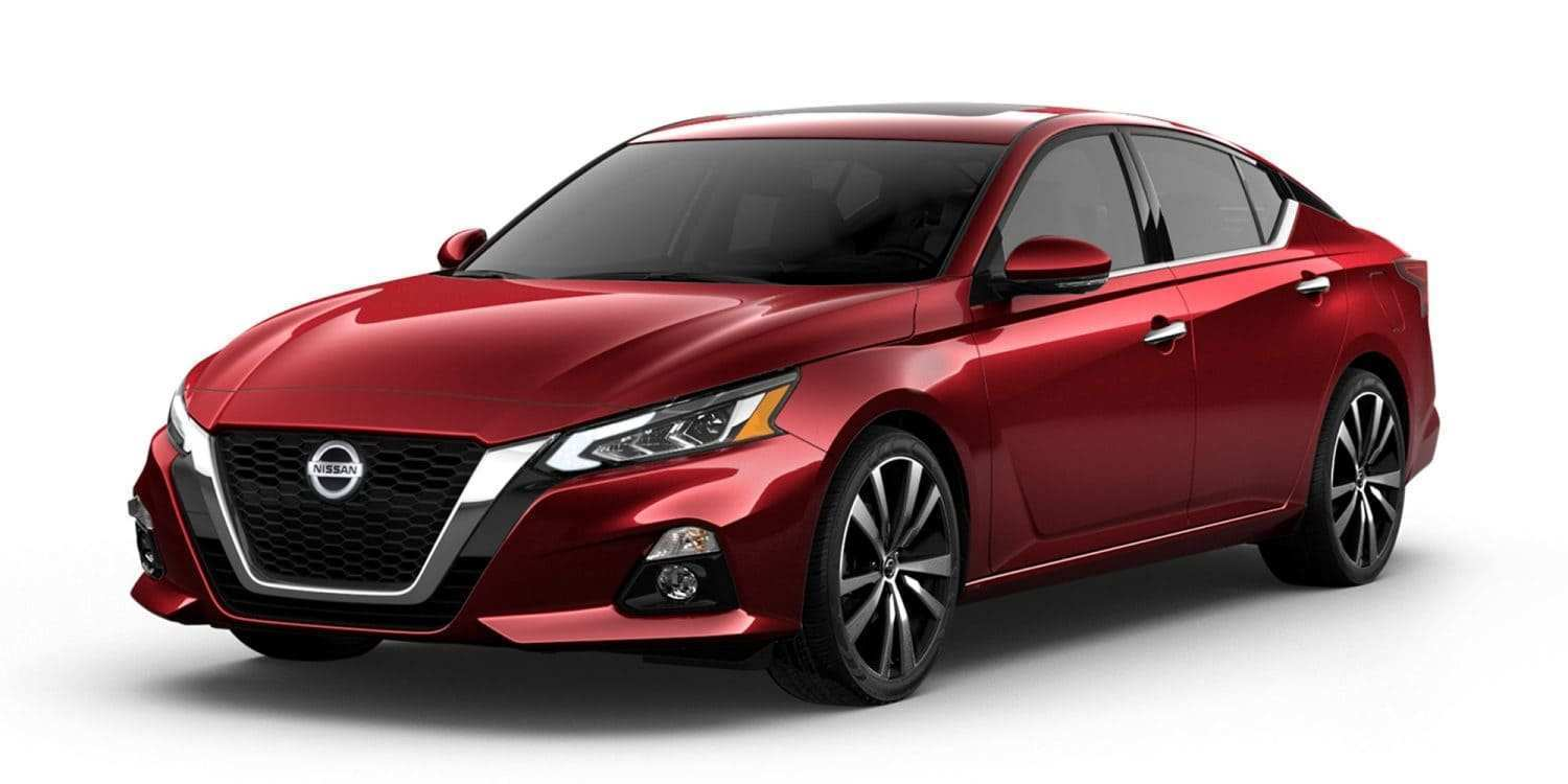 60 Gallery of 2019 Nissan Altima Coupe Configurations with 2019 Nissan Altima Coupe