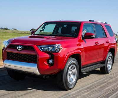 60 Gallery of 2019 Toyota Forerunner Specs and Review with 2019 Toyota Forerunner