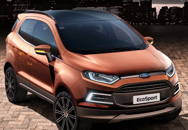 60 Gallery of 2020 Ford Ecosport Reviews with 2020 Ford Ecosport