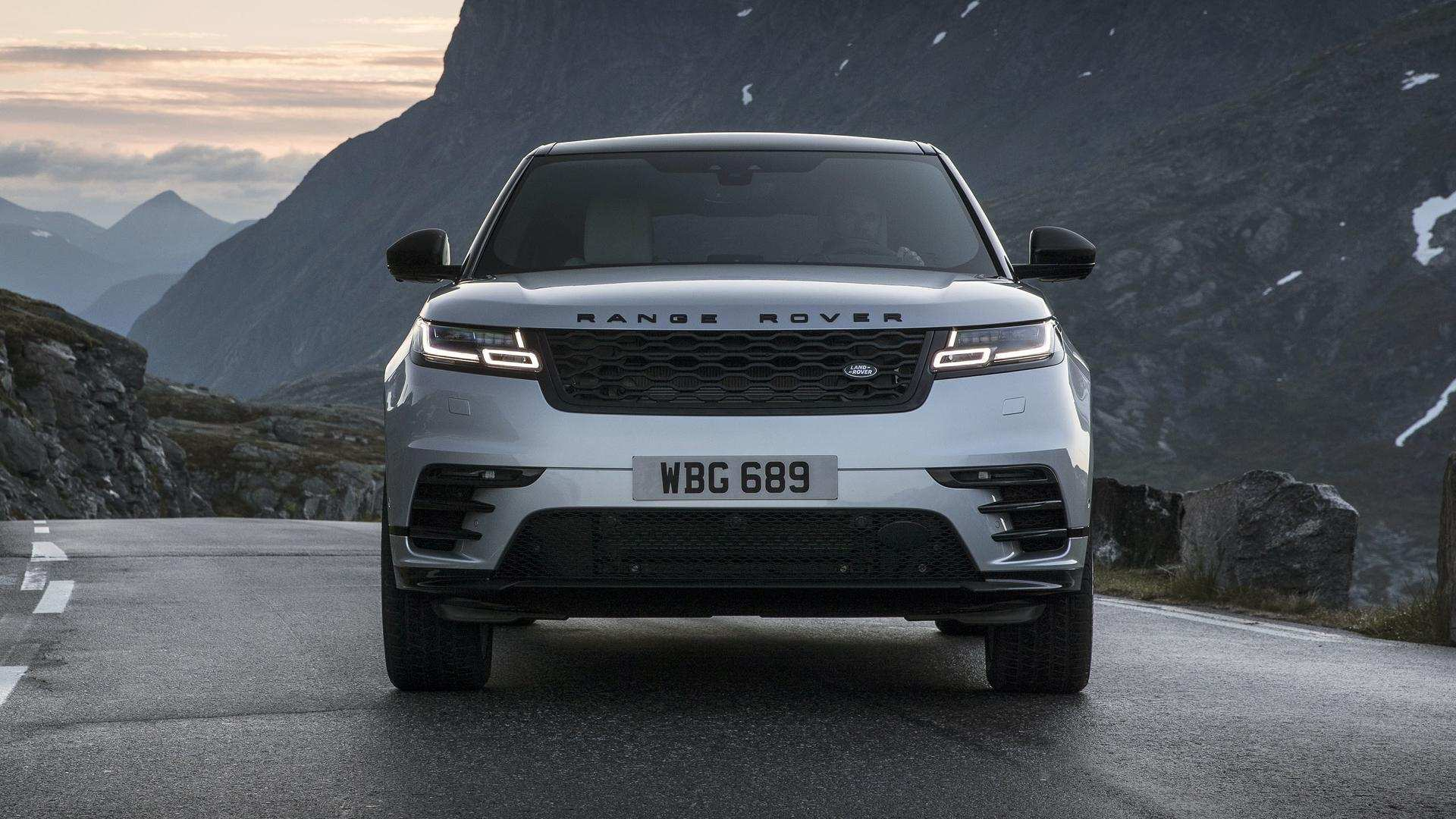 60 Gallery of 2020 Land Rover Sport Concept with 2020 Land Rover Sport