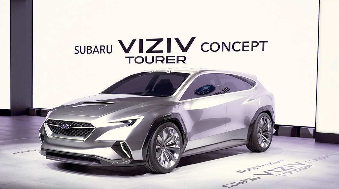 60 Gallery of 2020 Subaru Outback Concept Style by 2020 Subaru Outback Concept