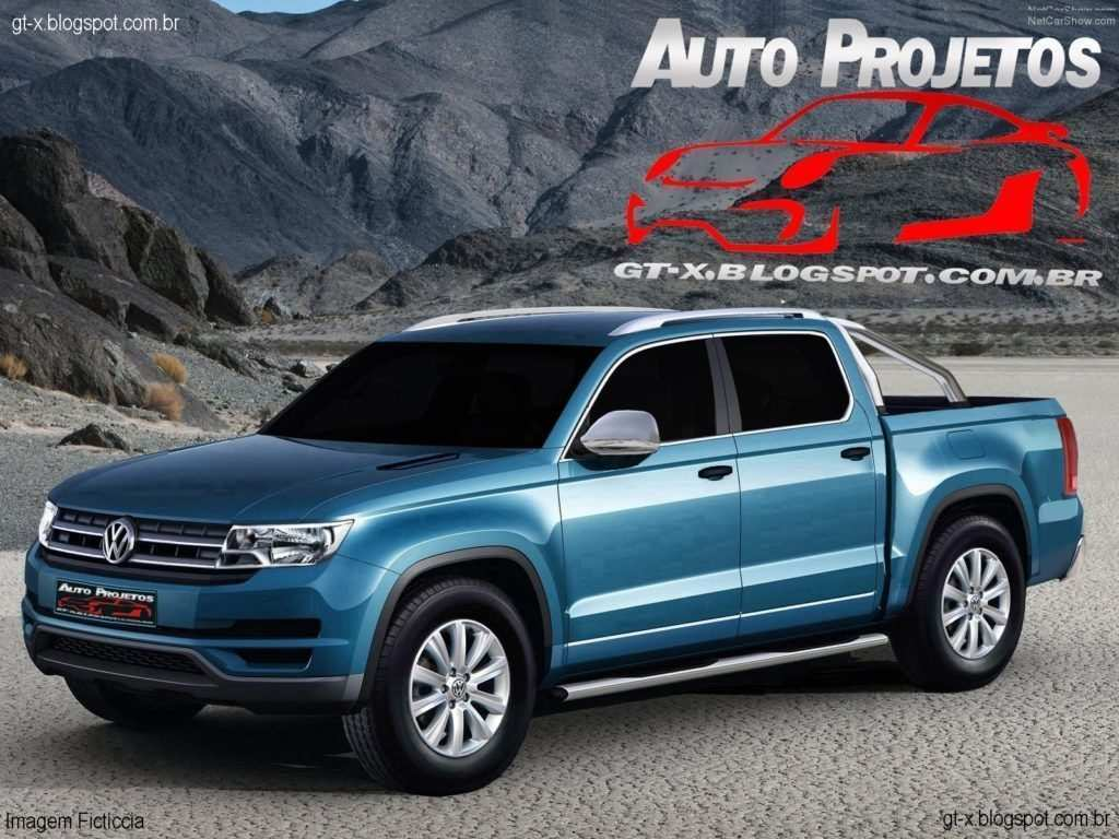 60 Gallery of 2020 Vw Amarok Exterior and Interior by 2020 Vw Amarok