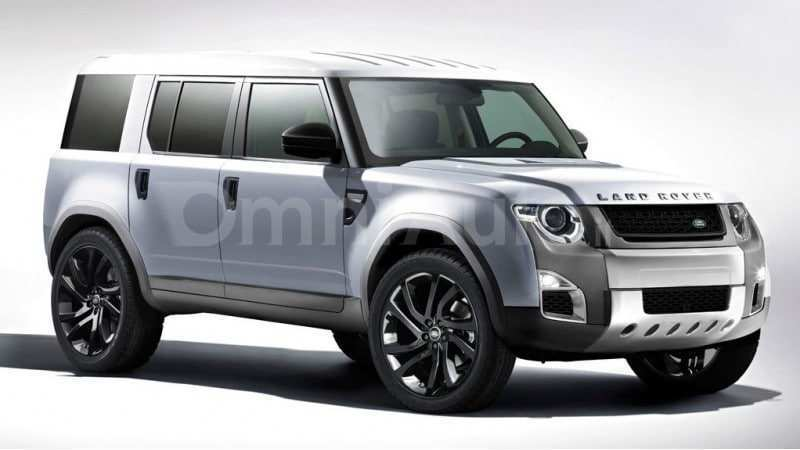 60 Gallery of New Land Rover Defender 2020 Exterior and Interior by New Land Rover Defender 2020