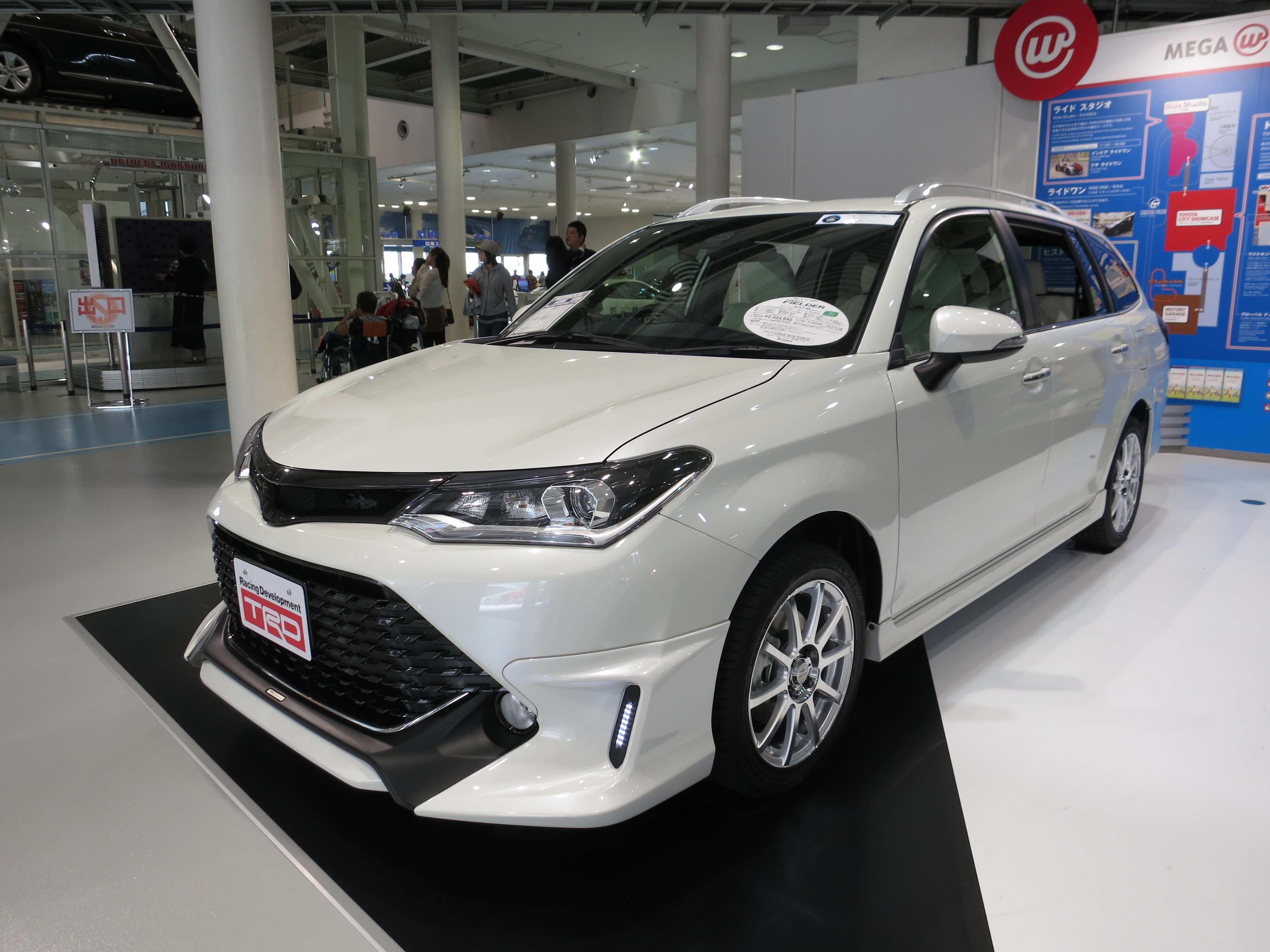 60 Gallery of Toyota Fielder 2020 Review for Toyota Fielder 2020