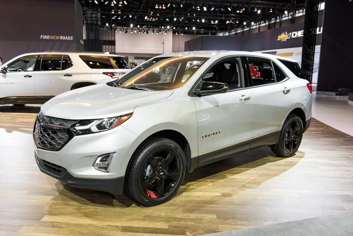 60 Great 2019 Chevrolet Equinox Release Date Rumors with 2019 Chevrolet Equinox Release Date