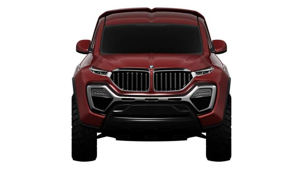 60 Great 2020 Bmw Pickup New Concept by 2020 Bmw Pickup