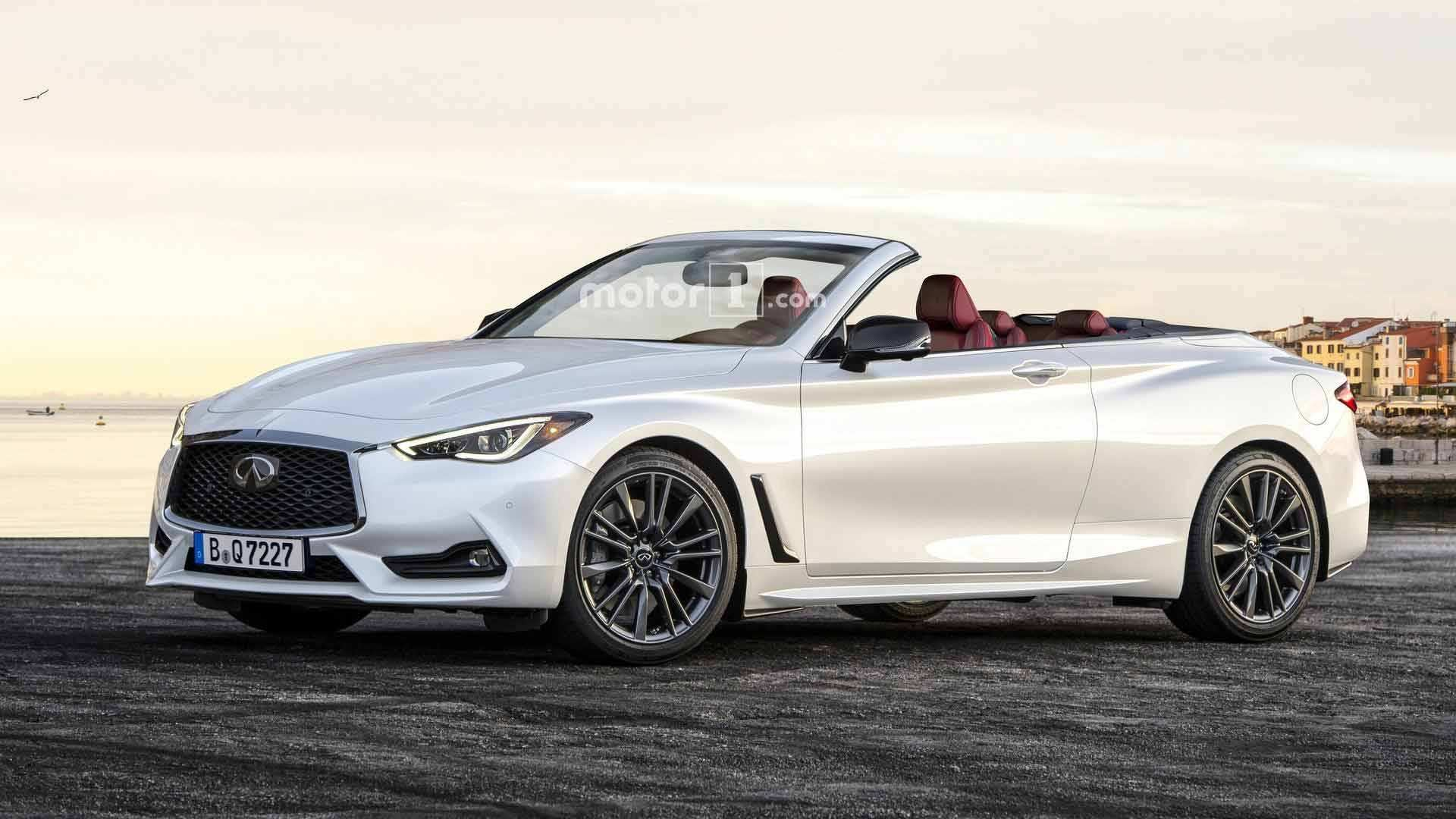 60 Great 2020 Infiniti Convertible Specs by 2020 Infiniti Convertible