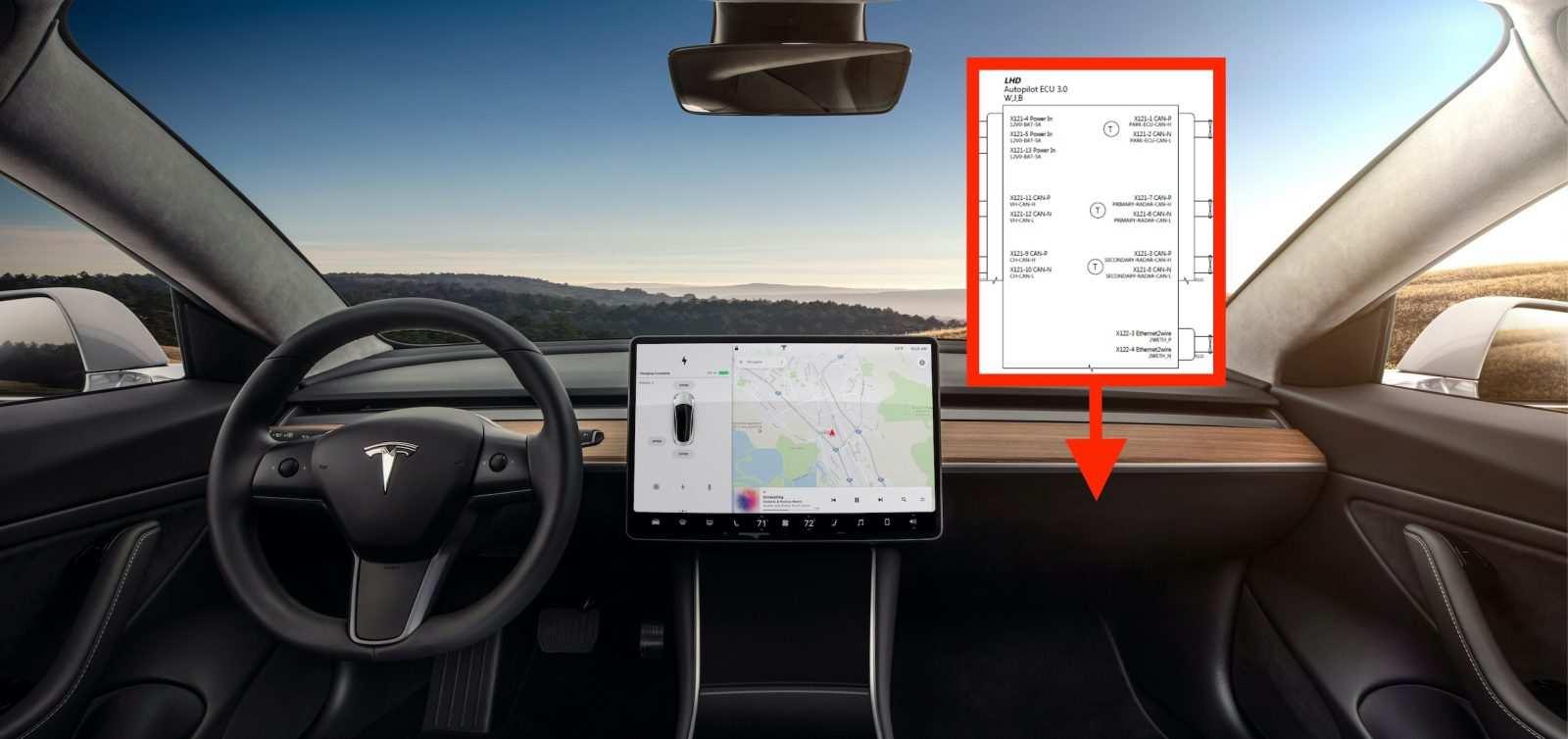 60 Great Tesla Autopilot 2019 Redesign for Tesla Autopilot 2019