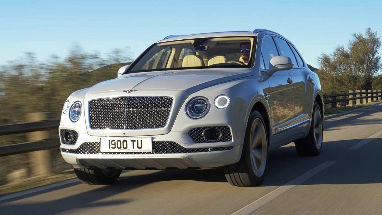 60 New 2019 Bentley Truck Prices by 2019 Bentley Truck