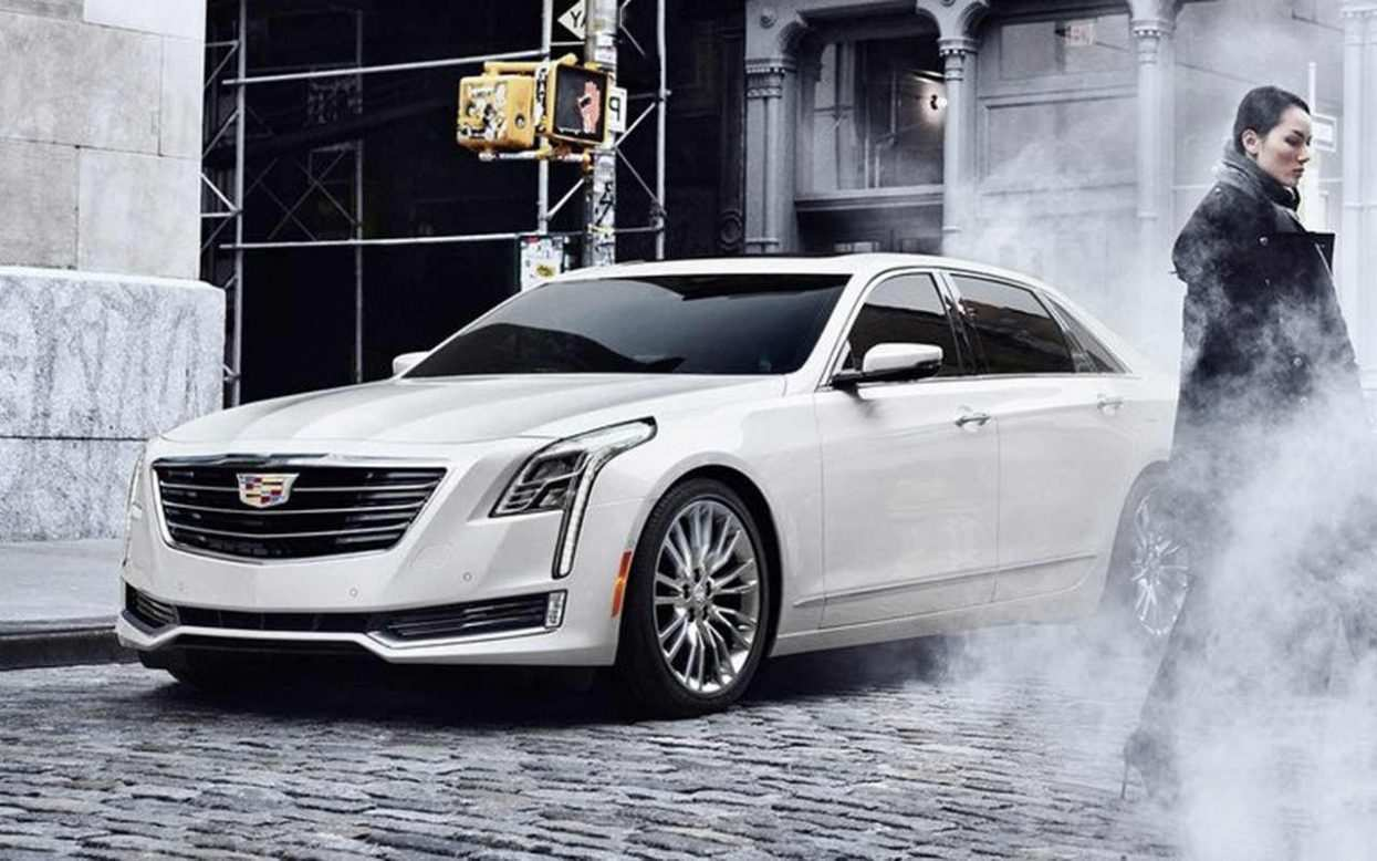 60 New 2019 Cadillac Ct8 Interior Price for 2019 Cadillac Ct8 Interior