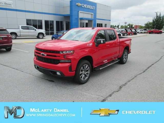60 New 2019 Chevrolet 1500 Specs for 2019 Chevrolet 1500