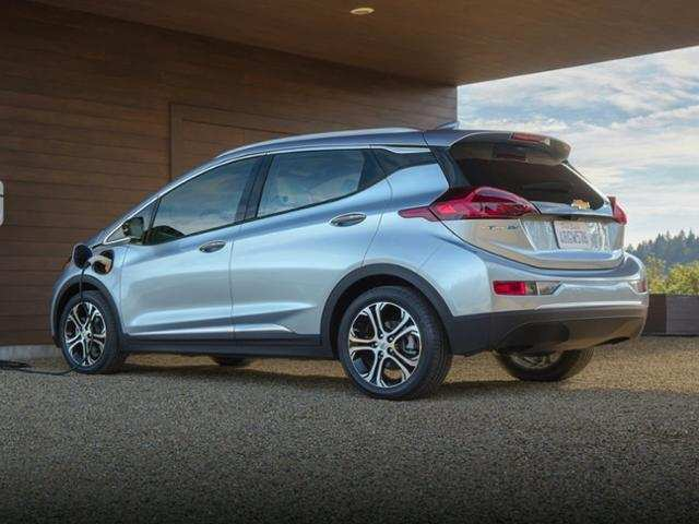 60 New 2019 Chevrolet Bolt Ev Reviews by 2019 Chevrolet Bolt Ev