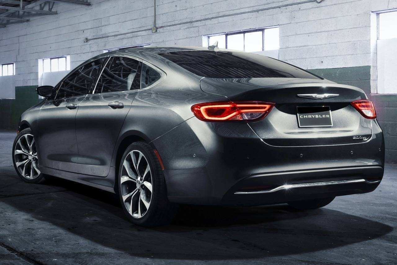 60 New 2019 Chrysler 200 Exterior with 2019 Chrysler 200