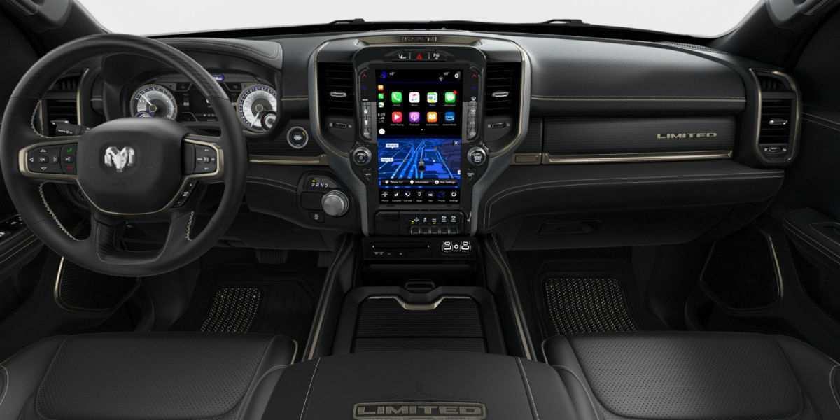 60 New 2019 Dodge Laramie Interior Redesign for 2019 Dodge Laramie Interior