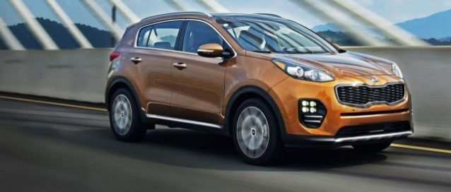60 New 2019 Kia Sportage Redesign Images by 2019 Kia Sportage Redesign