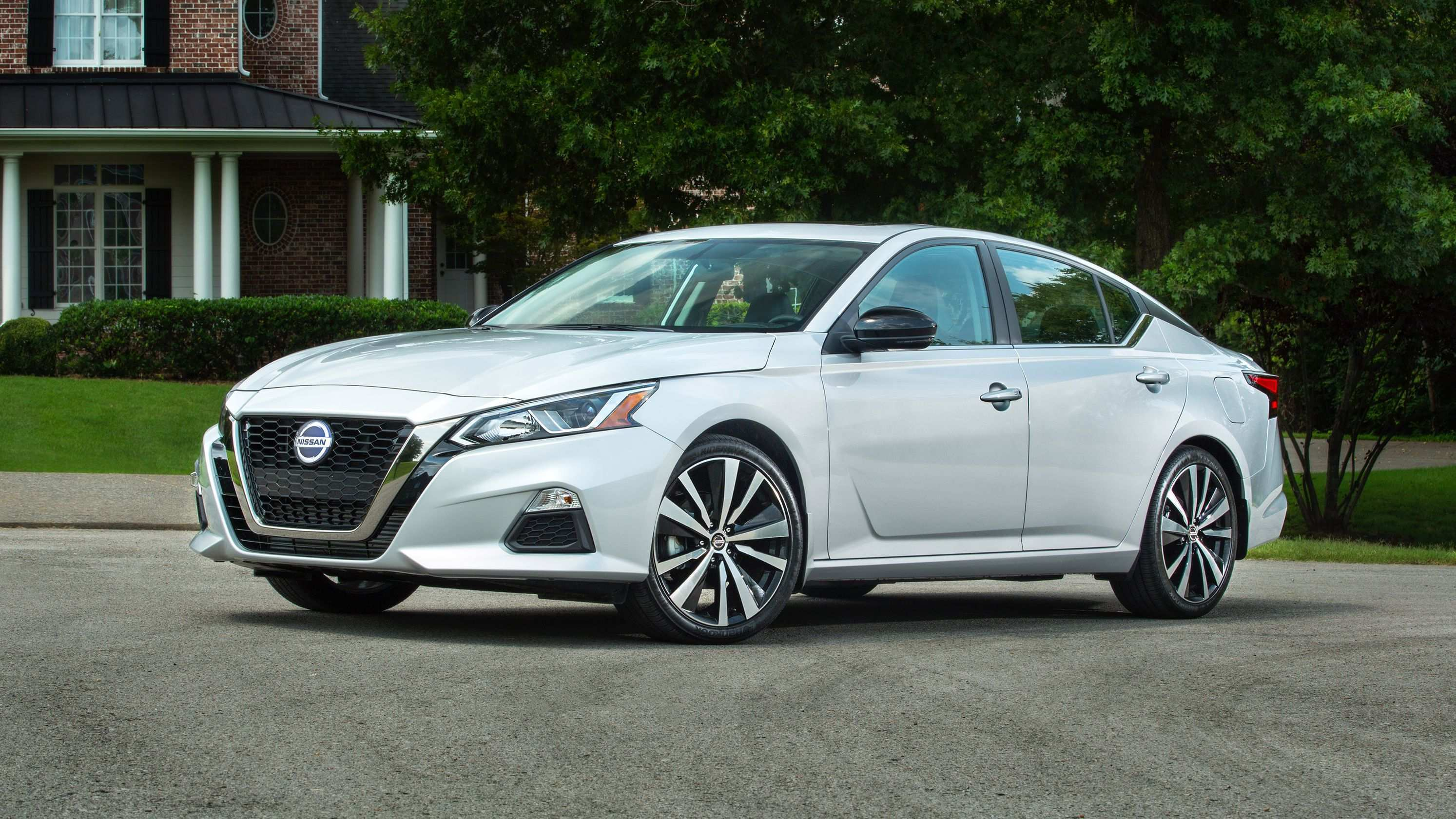 60 New 2019 Nissan Altima News Redesign for 2019 Nissan Altima News