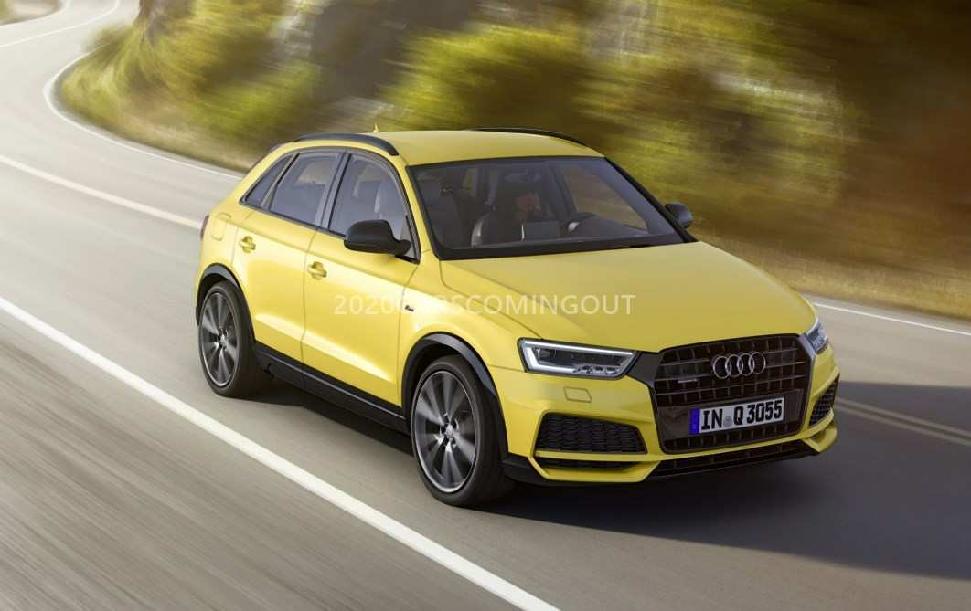 60 New 2020 Audi Q3 Release Date Price and Review with 2020 Audi Q3 Release Date