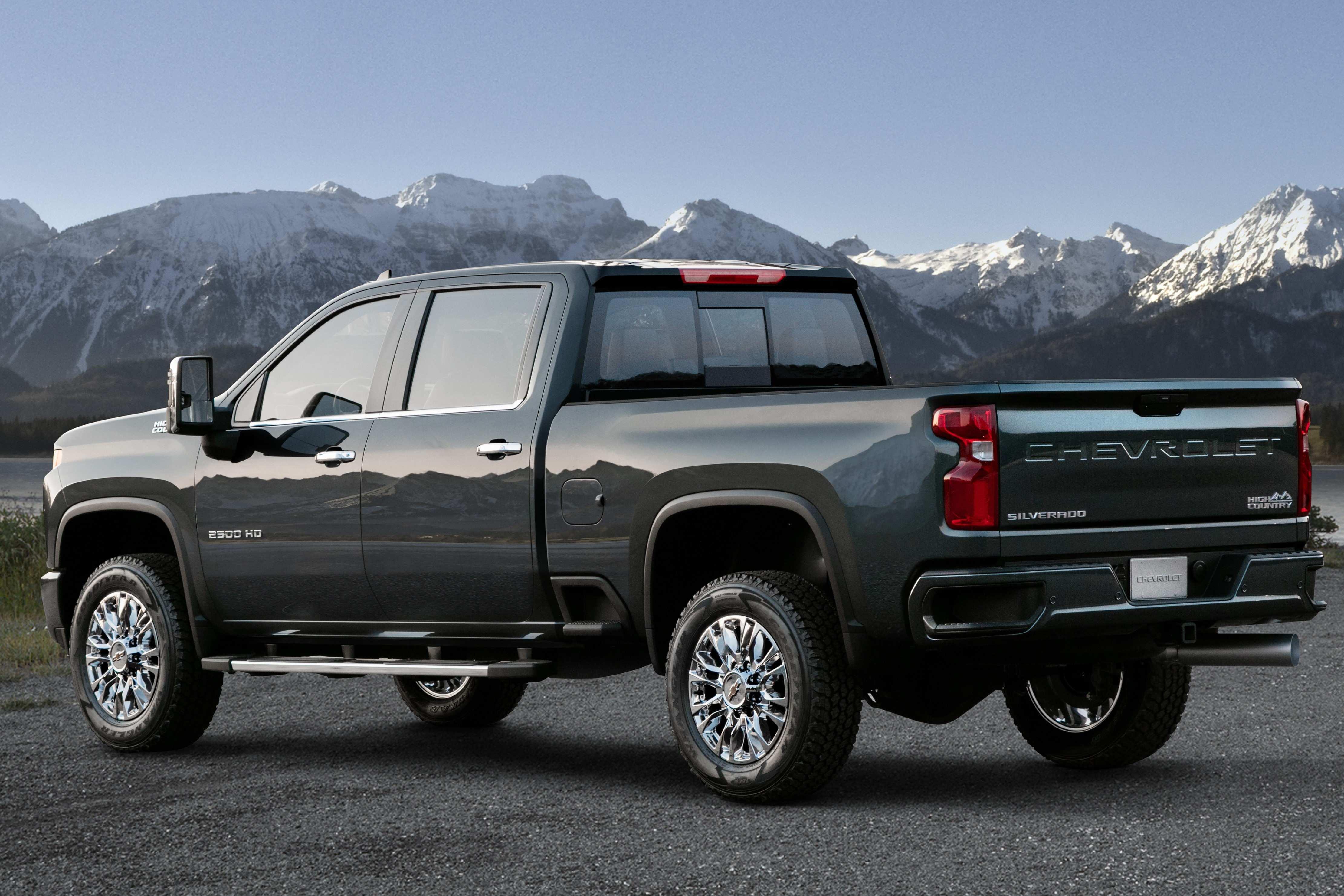 60 New 2020 Chevrolet Silverado 3500 Release with 2020 Chevrolet Silverado 3500