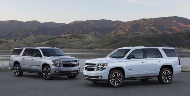 60 New 2020 Chevrolet Tahoe Redesign New Review for 2020 Chevrolet Tahoe Redesign