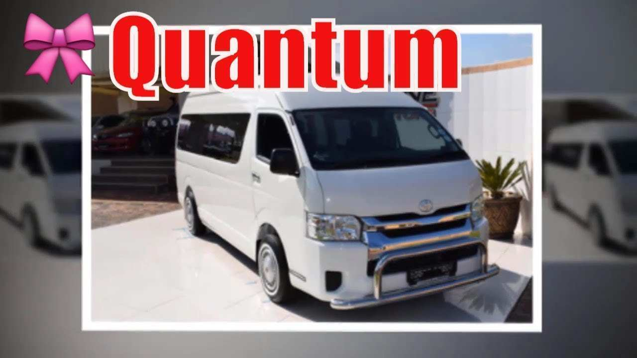 60 New 2020 Toyota Quantum Release with 2020 Toyota Quantum