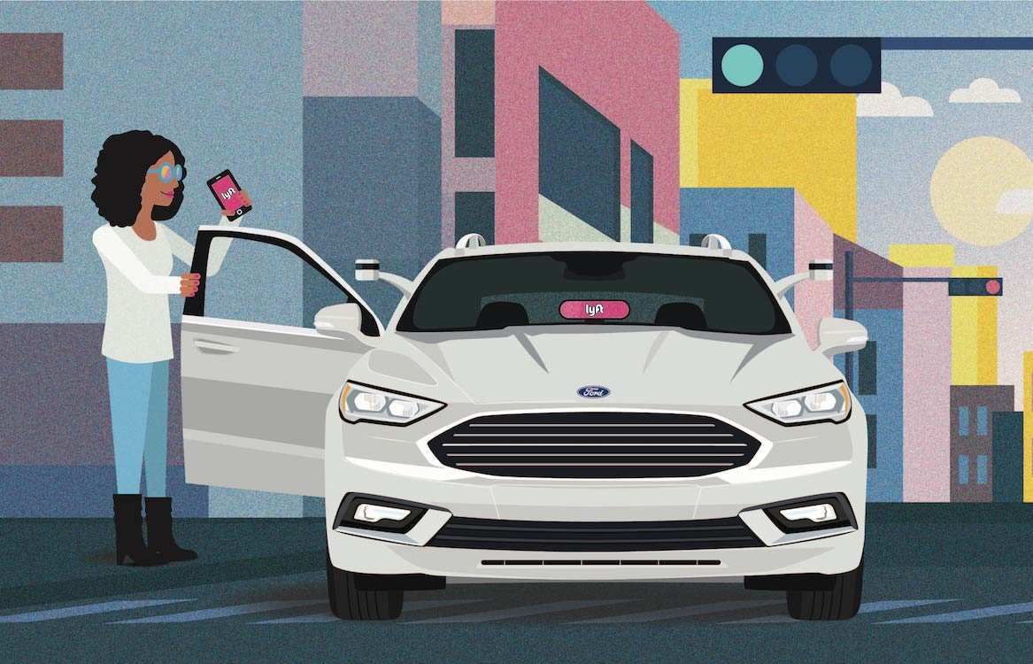 60 New Ford 2020 Driverless New Concept for Ford 2020 Driverless