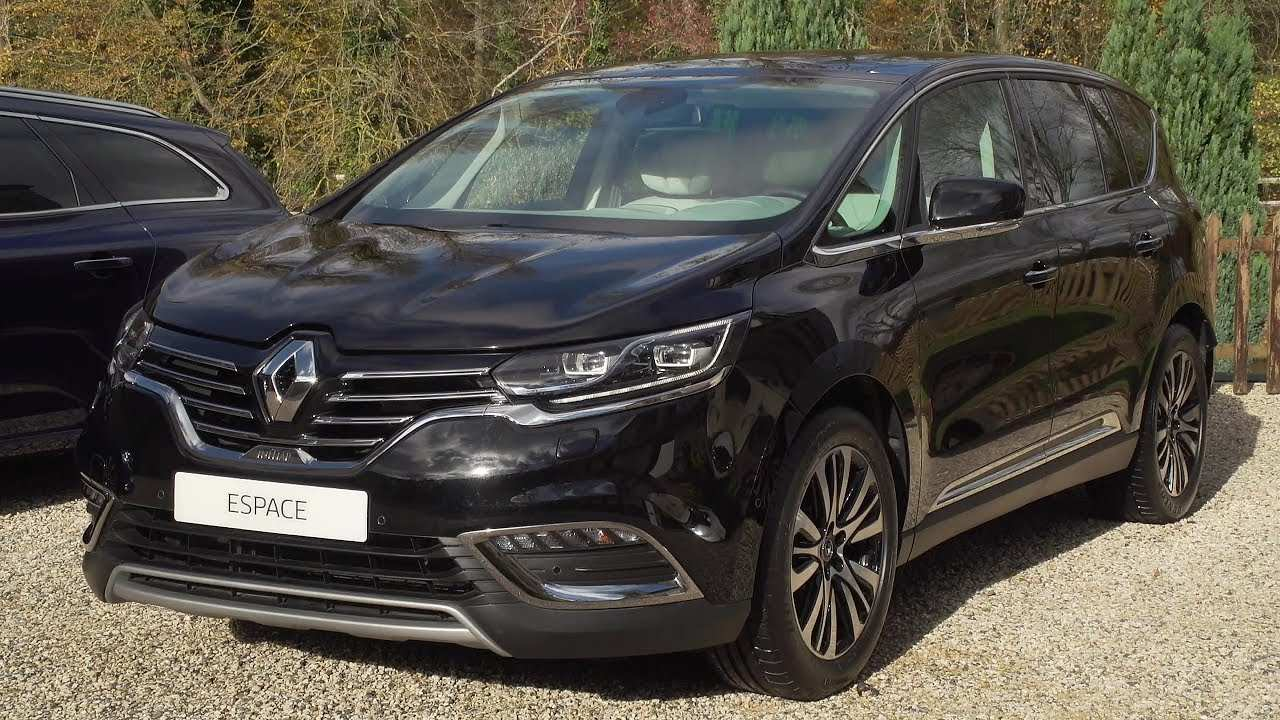 60 New Renault Espace 2019 Performance and New Engine by Renault Espace 2019