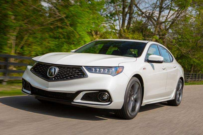 60 The 2019 Acura Tlx Rumors Spesification for 2019 Acura Tlx Rumors