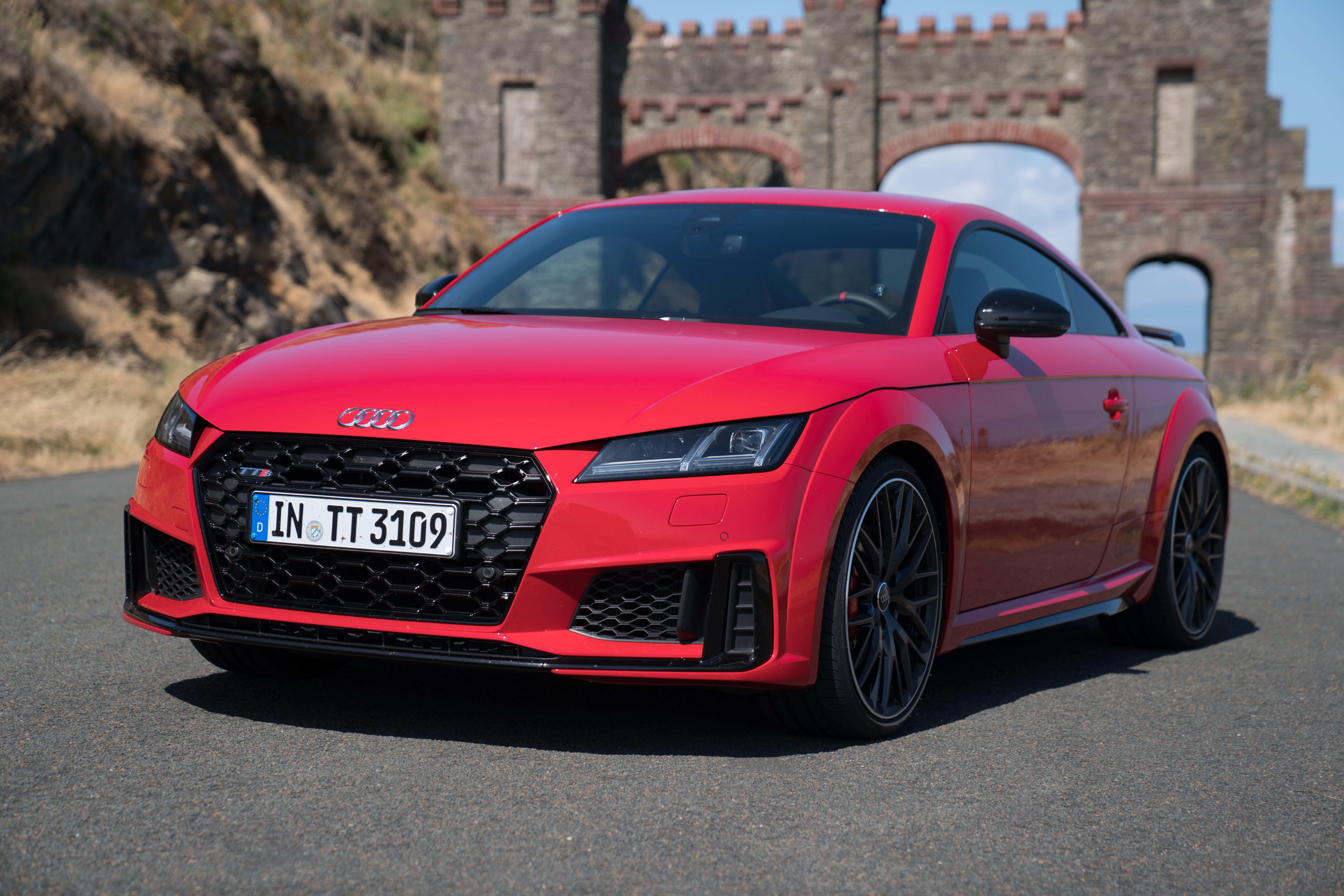 60 The 2019 Audi Tt Release Date with 2019 Audi Tt