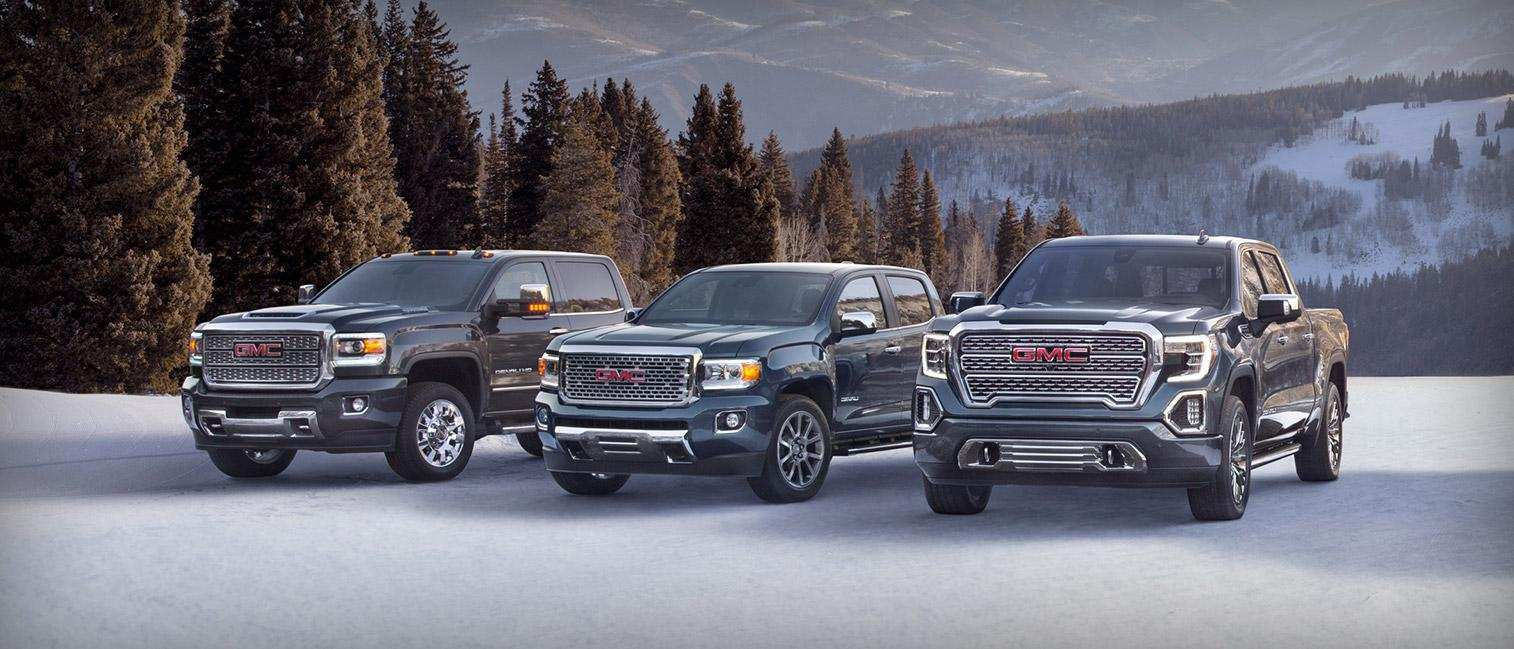 60 The 2019 Gmc Lineup Model by 2019 Gmc Lineup