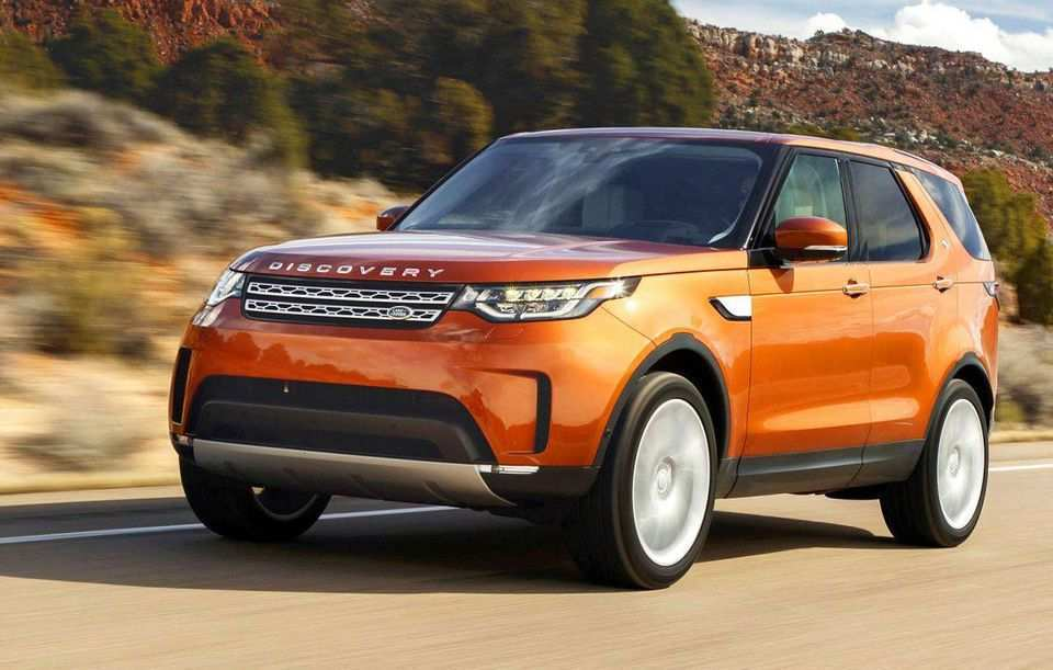 60 The 2019 Land Rover Specs by 2019 Land Rover