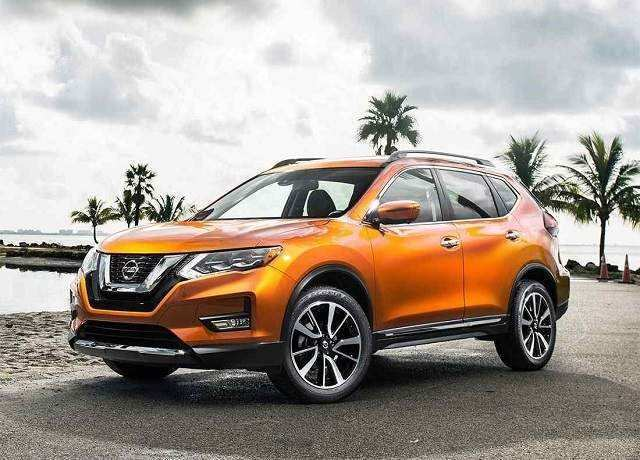 60 The 2019 Nissan Rogue Specs for 2019 Nissan Rogue