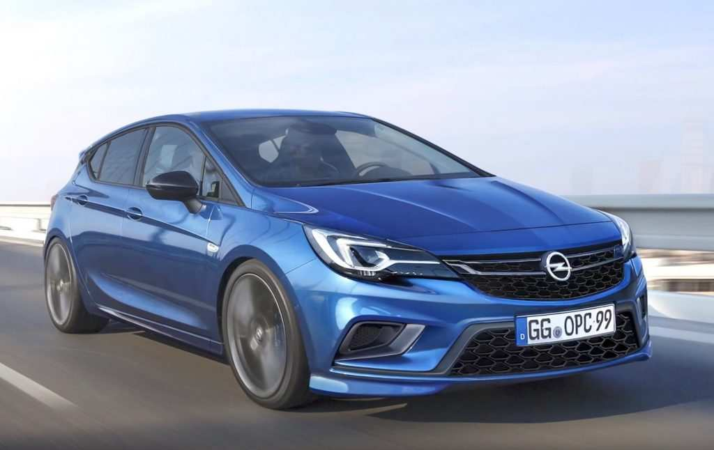 60 The 2019 Opel Astra Sedan Pricing with 2019 Opel Astra Sedan