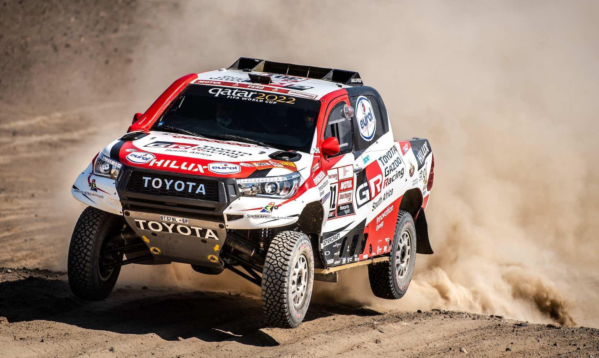 60 The 2019 Toyota Dakar Exterior and Interior with 2019 Toyota Dakar