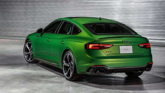 60 The New 2019 Audi Rs5 Pricing with New 2019 Audi Rs5