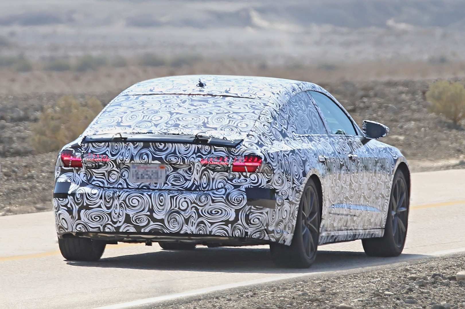61 All New 2019 Audi A7 Frankfurt Auto Show Pricing by 2019 Audi A7 Frankfurt Auto Show