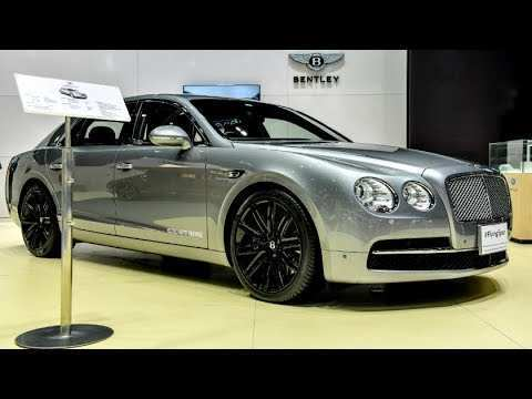61 All New 2019 Bentley Flying Spur Release Date for 2019 Bentley Flying Spur