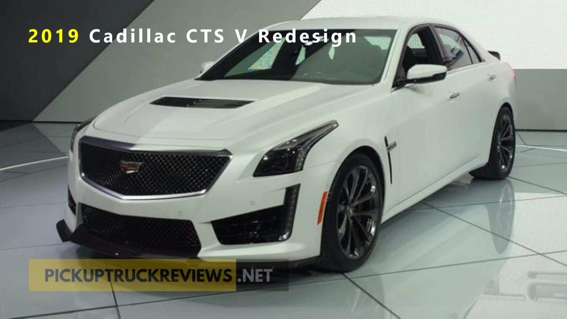 61 All New 2019 Cadillac Release Date Performance and New Engine for 2019 Cadillac Release Date