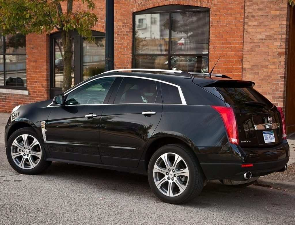 61 All New 2019 Cadillac Srx Price Performance and New Engine for 2019 Cadillac Srx Price