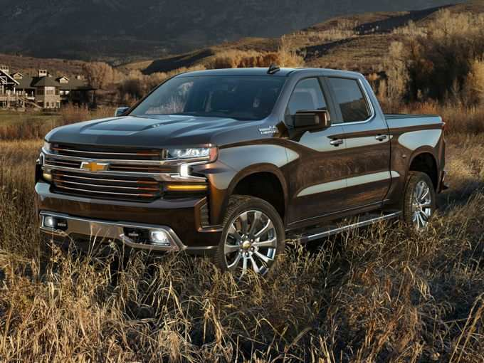 61 All New 2019 Chevrolet Silverado Release Date Pictures for 2019 Chevrolet Silverado Release Date