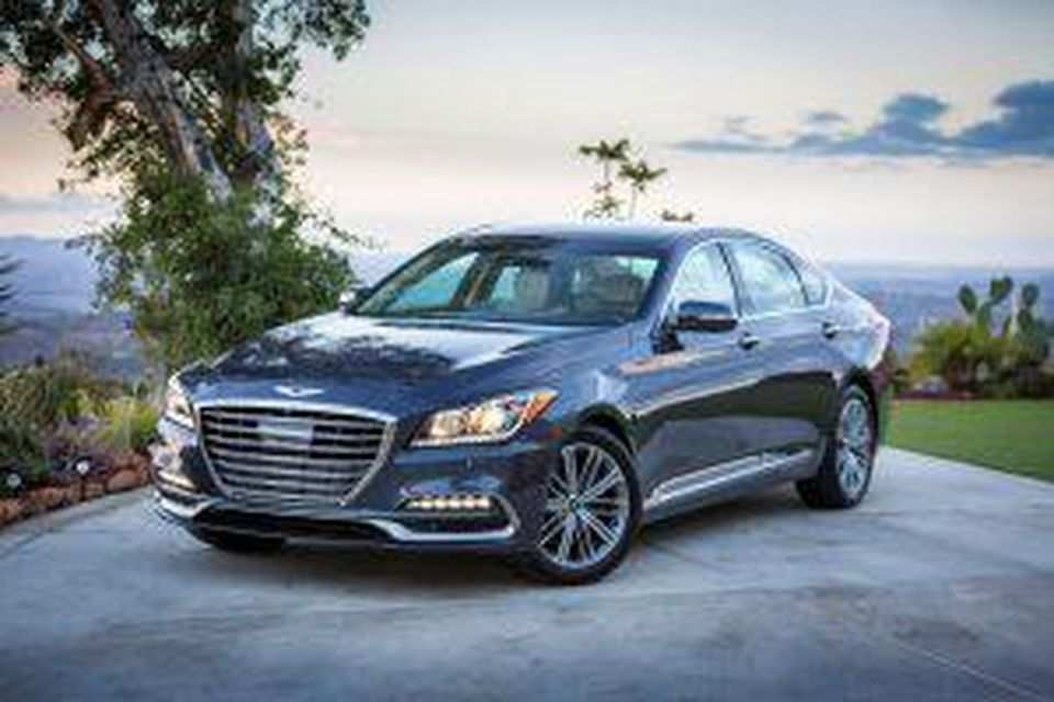 61 All New 2019 Genesis V8 Images with 2019 Genesis V8