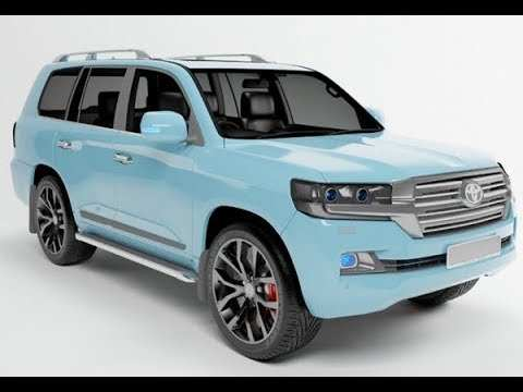 61 All New 2019 Toyota Land Cruiser Redesign Spy Shoot by 2019 Toyota Land Cruiser Redesign