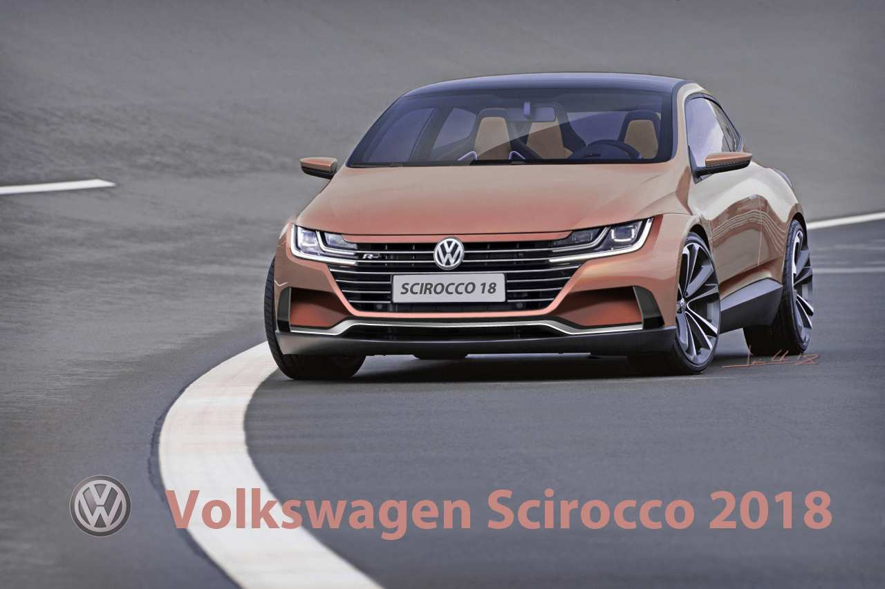 61 All New 2019 Volkswagen Scirocco Review with 2019 Volkswagen Scirocco