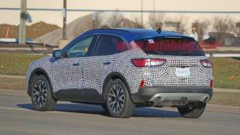 61 All New 2020 Ford Crossover Photos with 2020 Ford Crossover