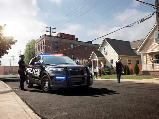 61 All New 2020 Ford Police Interceptor Concept with 2020 Ford Police Interceptor